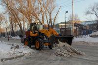 Морозы ниже -30 градусов, которые придут в Новосибирск 26 декабря, могут помешать уборки снега с городских дорог.