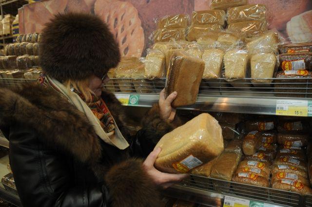 Цену на хлеб омское правительство не регулирует.