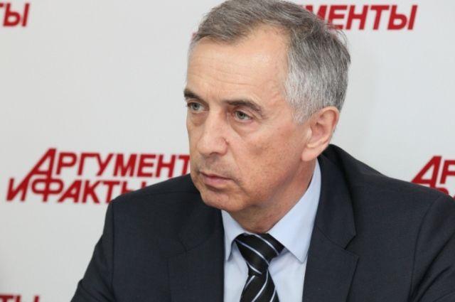 Министр строительства Виктор Тупикин уйдет в отставку в ближайшее время.