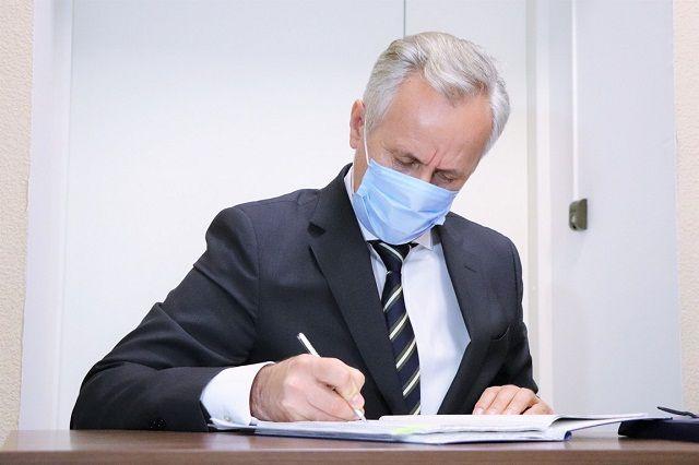 Сергей Греков подал документы на участие в конкурсе на должность мэра Уфы