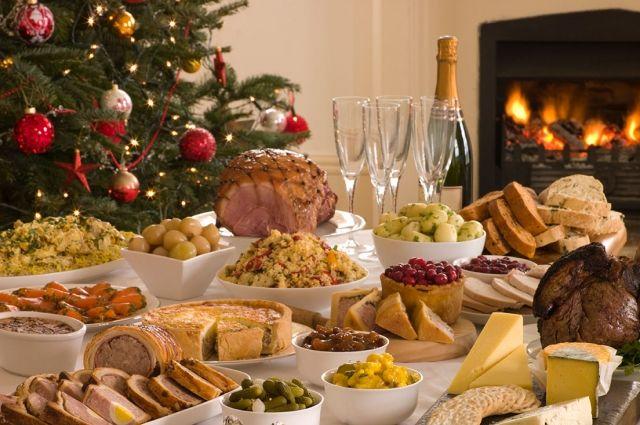 Важно за новогодним столом не потерять здоровье.