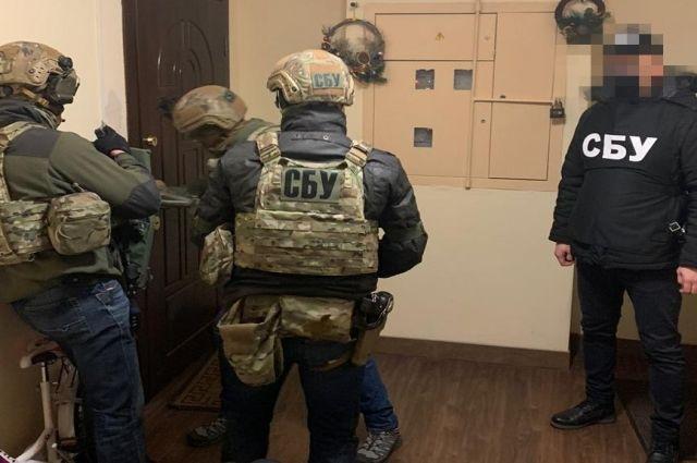 Сотрудники СБУ задержали банду, которая занималась подделыванием купюр