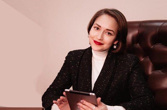 Ирина Высоких руководит министерством предпринимательства, торговли и туризма с 2018 года.
