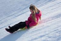 При применении пиротехники, катании на лыжах и коньках, а также на дороге соблюдайте технику безопасности.