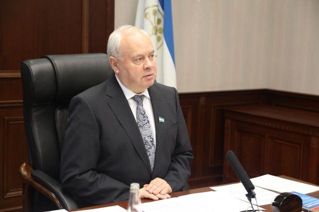 Спикер парламента Башкирии прокомментировал слухи о своей отставке
