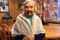 Зинаиде Корневой в сентябре исполнилось 98 лет.