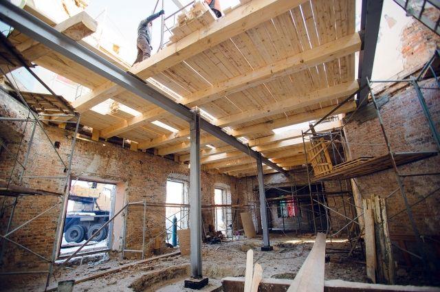 Продолжается сбор средств на восстановление музея. Часть денег была выделена из областного бюджета.