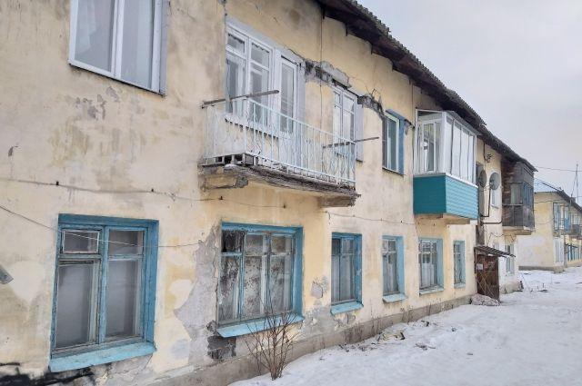Мэрия Оренбурга снесла четыре аварийных дома после обращения прокуратуры в суд.