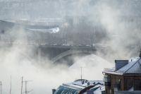 Морозы в Красноярске продержатся несколько дней.