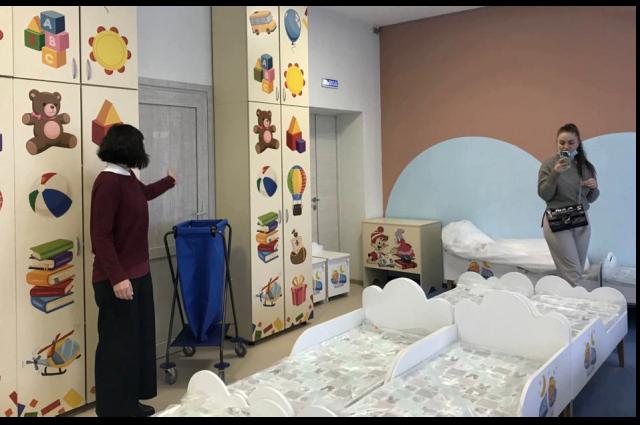 В Ноябрьске мамы-блогеры проинспектировали новые детские сады