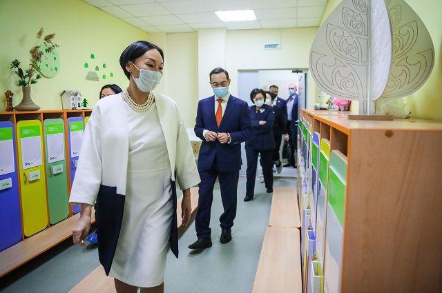 Общее количество мест в детском саду «Прометейчик» увеличилось до 669-ти.