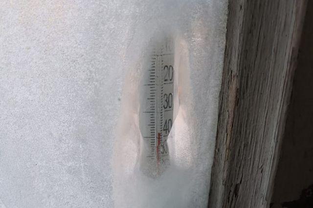 Ранее прогнозировалось повышение температуры уже с понедельника.