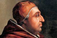 Папа Александр VI. Портрет художника Кристофано Дель Альтиссимо.