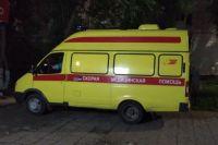 результате аварии оба водителя получили травмы. Водителя Mitsubishi отвезли в больницу.