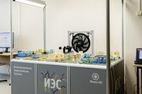 В вузе появился уникальный лабораторный стенд