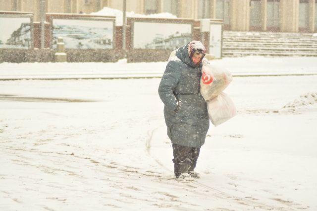 В Ижевске за выходные выпала половина месячной нормы осадков