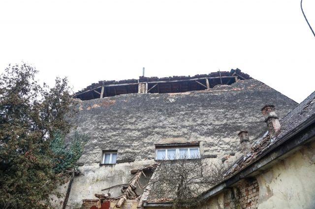В Хорватии произошло землетрясение: повреждены жилые дома.