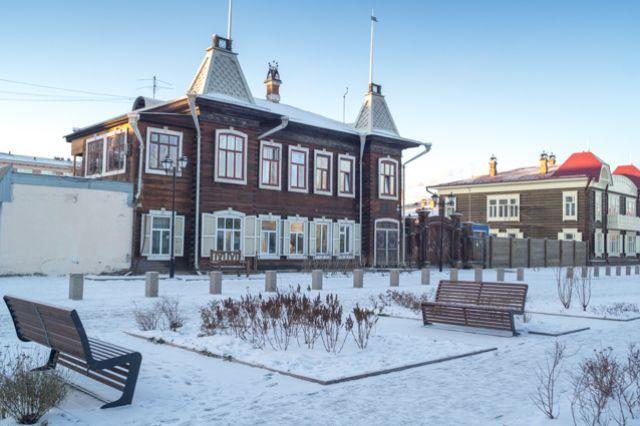 Обновления Исторического квартала красноярцы ждали почти 10 лет.