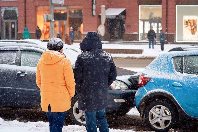 Какие ошибки допускают водители зимой Пять опасных промахов