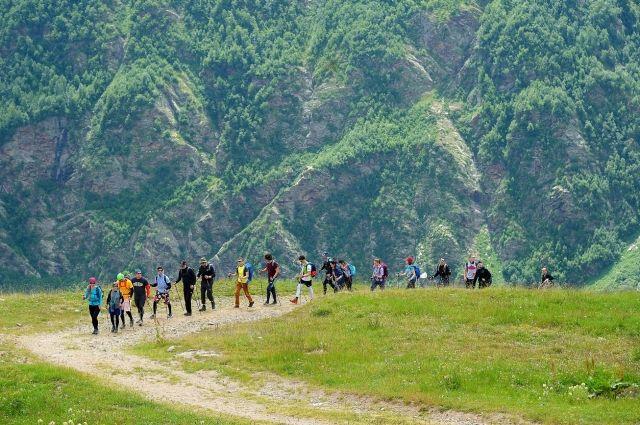 Кавказ манит туристов и зимой, и летом
