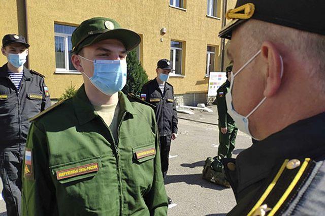 Завтра, 30 декабря, и в последний день года новосибирским военнослужащим не нужно выходить на службу.