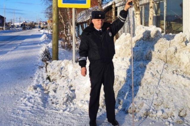 Ямальцы могут жаловаться на плохо очищенные от снега дороги