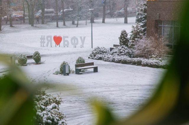 Географ БФУ рассказала о погоде в Калининграде в новогоднюю ночь