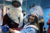 Евгения из Туркменистана учится в России и отмечает здесь Новый год.