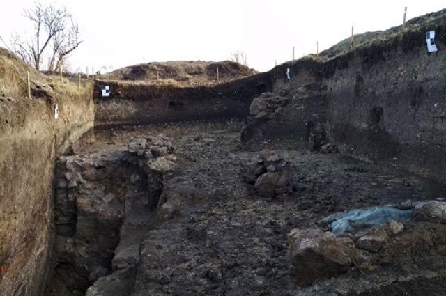 В Львовской области археологи нашли постройки времен Киевской Руси.