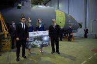 Минобороны закажет три новых самолета АН-178 у концерна «Антонов».