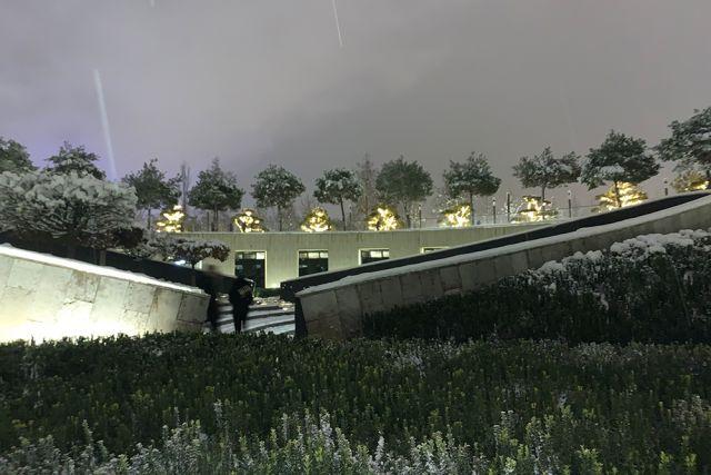 Одна из достопримечательностей Краснодара - парк Галицкого.