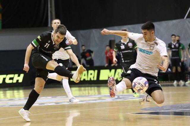 От финала мини-футбольное « Торпедо» отделяет один матч.