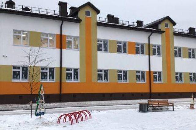 В Тюменском районе 30 декабря откроется новая школа