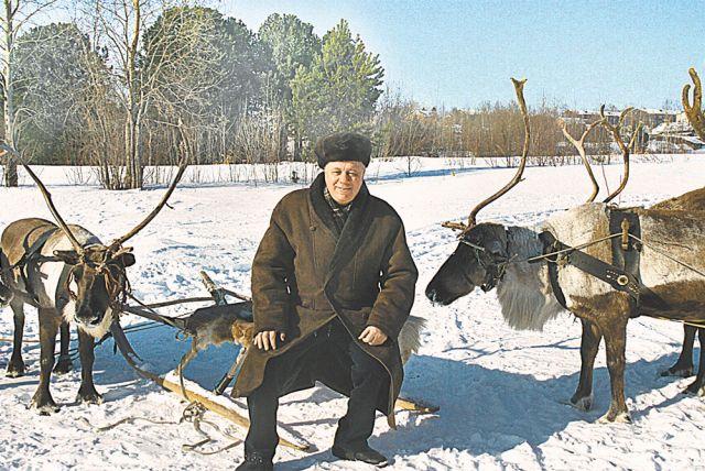 Аркадий Инин.