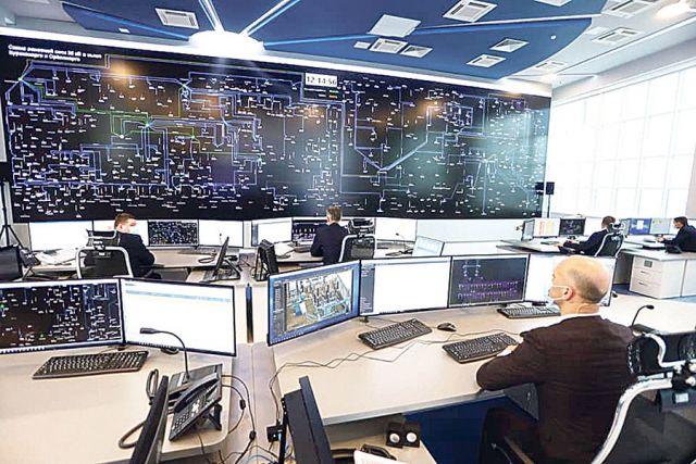 Первый и единственный в стране межрегиональный центр управления сетями заработал в Курске.