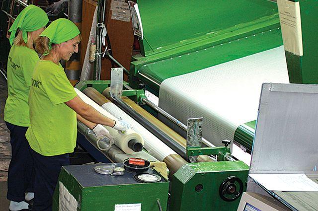 Продукция предприятия востребована в промышленности и незаменима в быту.