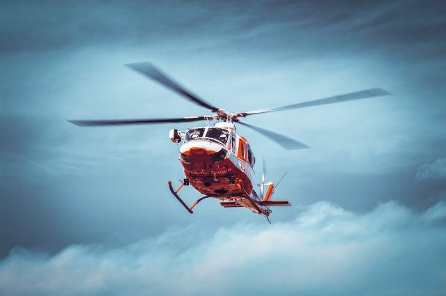 Вертолеты в Шурышкарском районе не будут возить пассажиров до 4 января