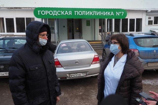 С конца ноября два автомобиля с водителями получила Городская поликлиника №7.