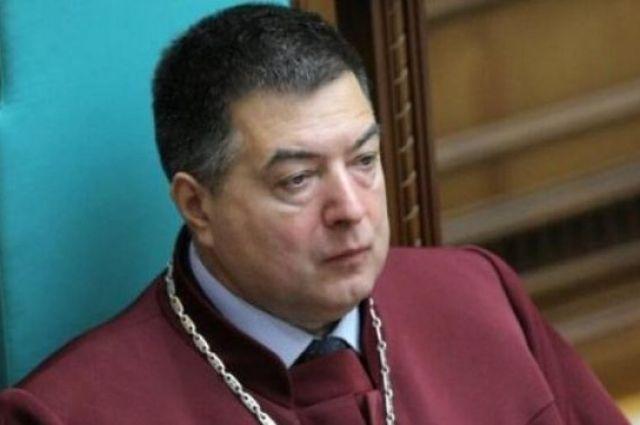 Тупицкий остается на должности главы КСУ, несмотря на Указ президента.