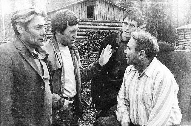 Прииски Бодайбо, июнь 1976-го. Высоцкий у старателей тумановской артели «Лена».