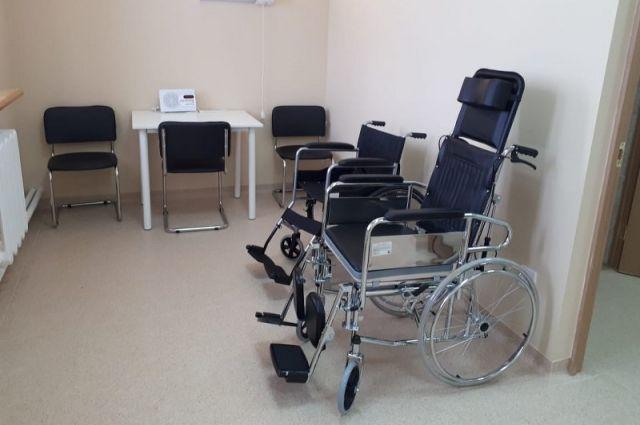 В Тюменской области реализуется комплексная реабилитация инвалидов