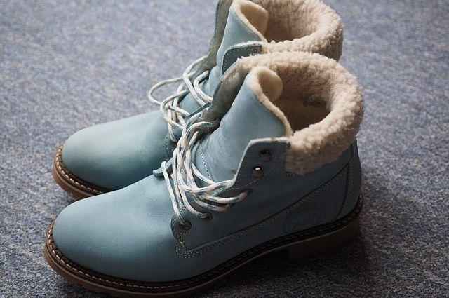 Как лучше сушить обувь зимой?