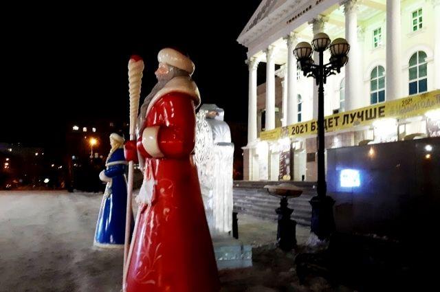 Тюменский драматический театр подготовил новогодние спектакли