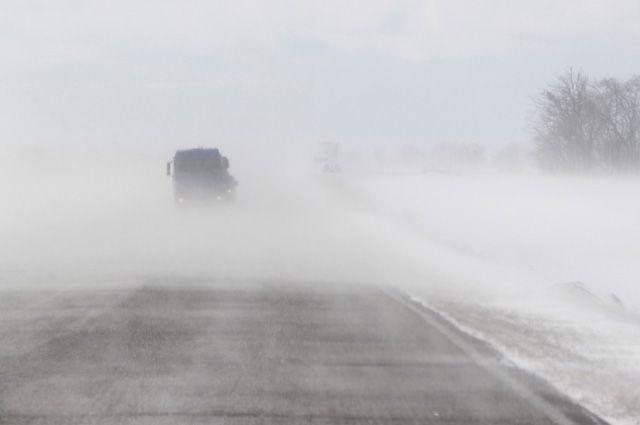 ГИБДД информирует оренбуржцев о дорожной обстановке в области 1 и 2 января.