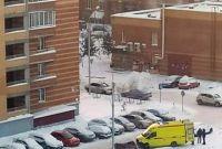 В Новосибирске при катании с горки погибла девочка.
