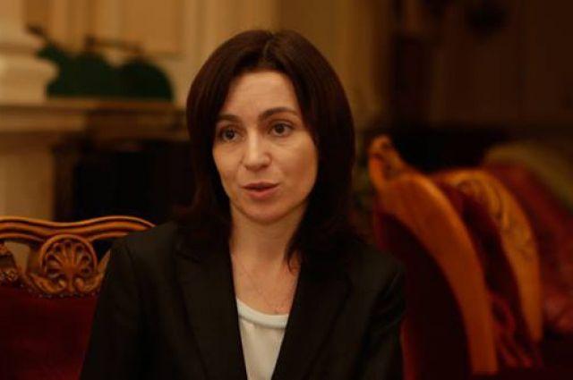 Санду посетит Украину 12 января