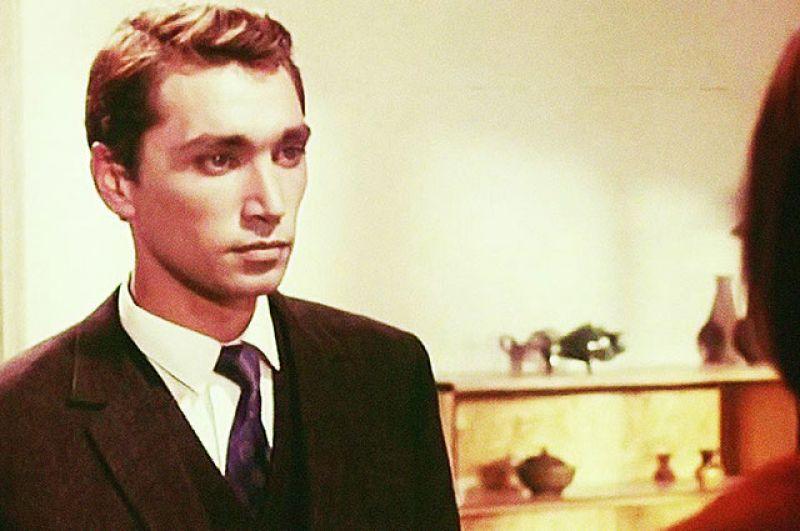 Художник Виктор Бондаренко. Кадр из фильма «Дети Дон-Кихота» (1965).