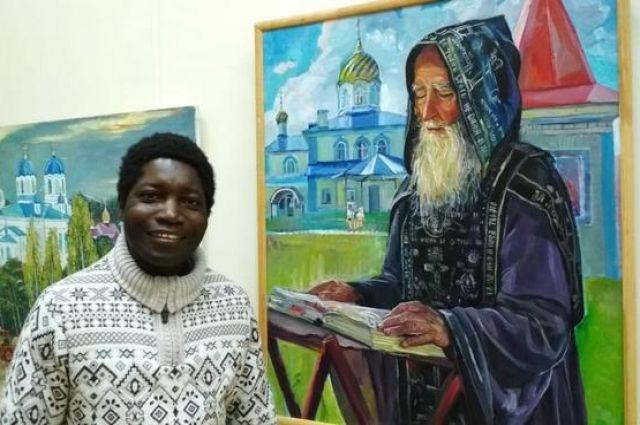 Туссе крещен в Александрийской православной церкви