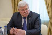 Губернатор Томской области Сергей Жвачкин занял десятое место по популярности среди сибирских губернаторов