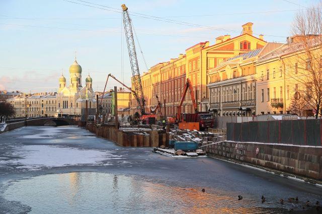 В Санкт-Петербурге снизилось число госпитализаций пациентов с COVID-19